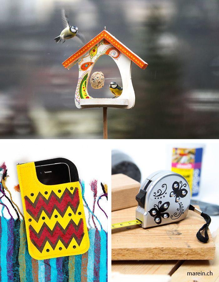 Pin von auf basteltipps crafts for kids crafts und easy - Tannenbaumschmuck basteln mit kindern ...
