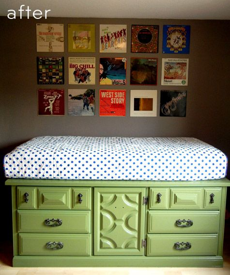 Best 25 Dresser Bed Ideas On Pinterest Dresser