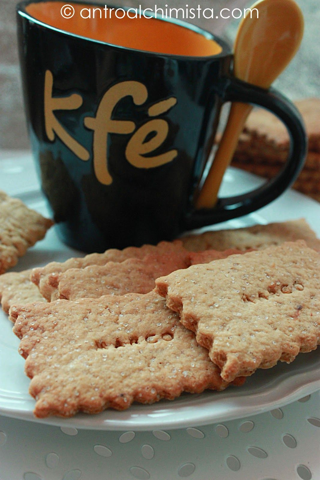 Biscotti al Caffè - Coffee Biscuits