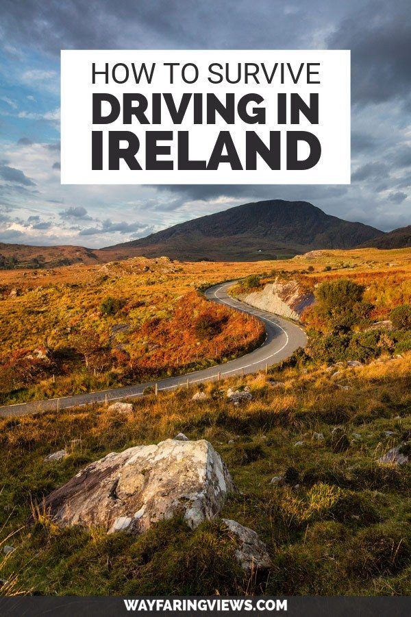 How to Survive Driving in Ireland: Ten Top Tips