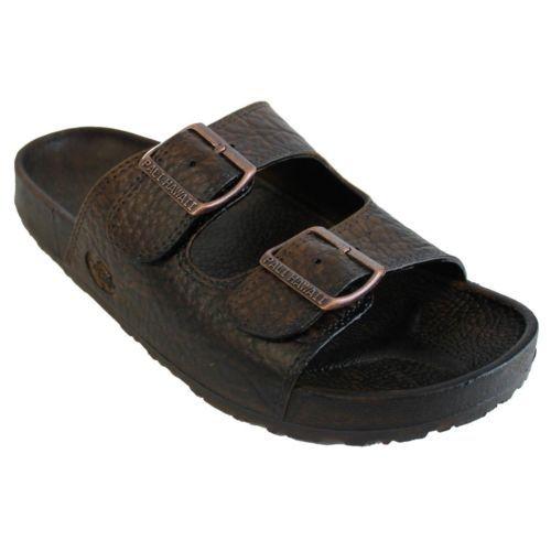 Pali Hawaii Jesus Sandals Men's Size 11 Hawaiian Brown