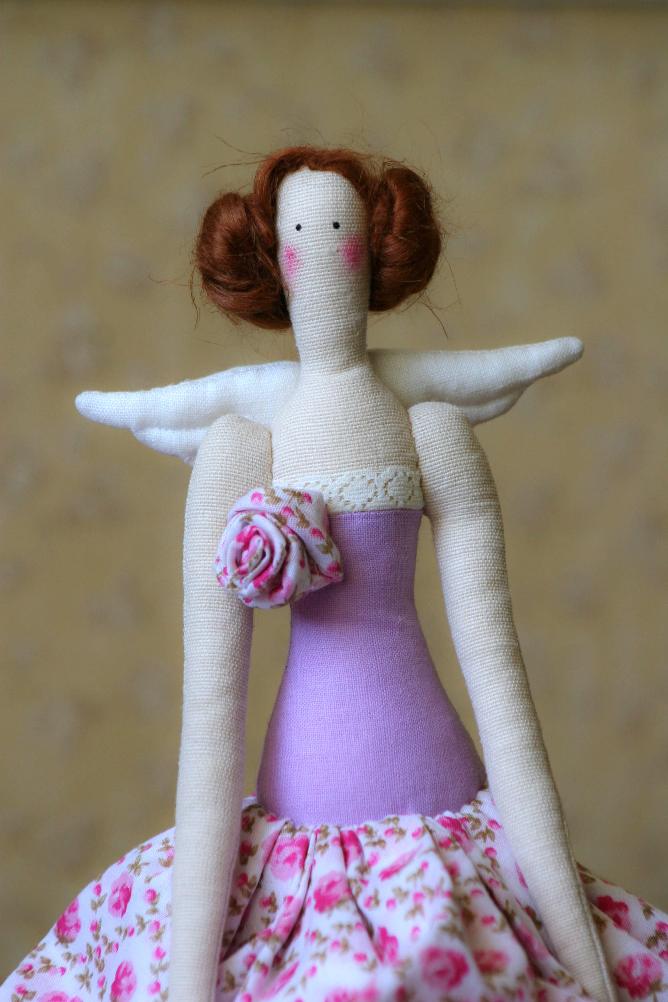 Шьем куклу тильду мастер класс инструкция #13