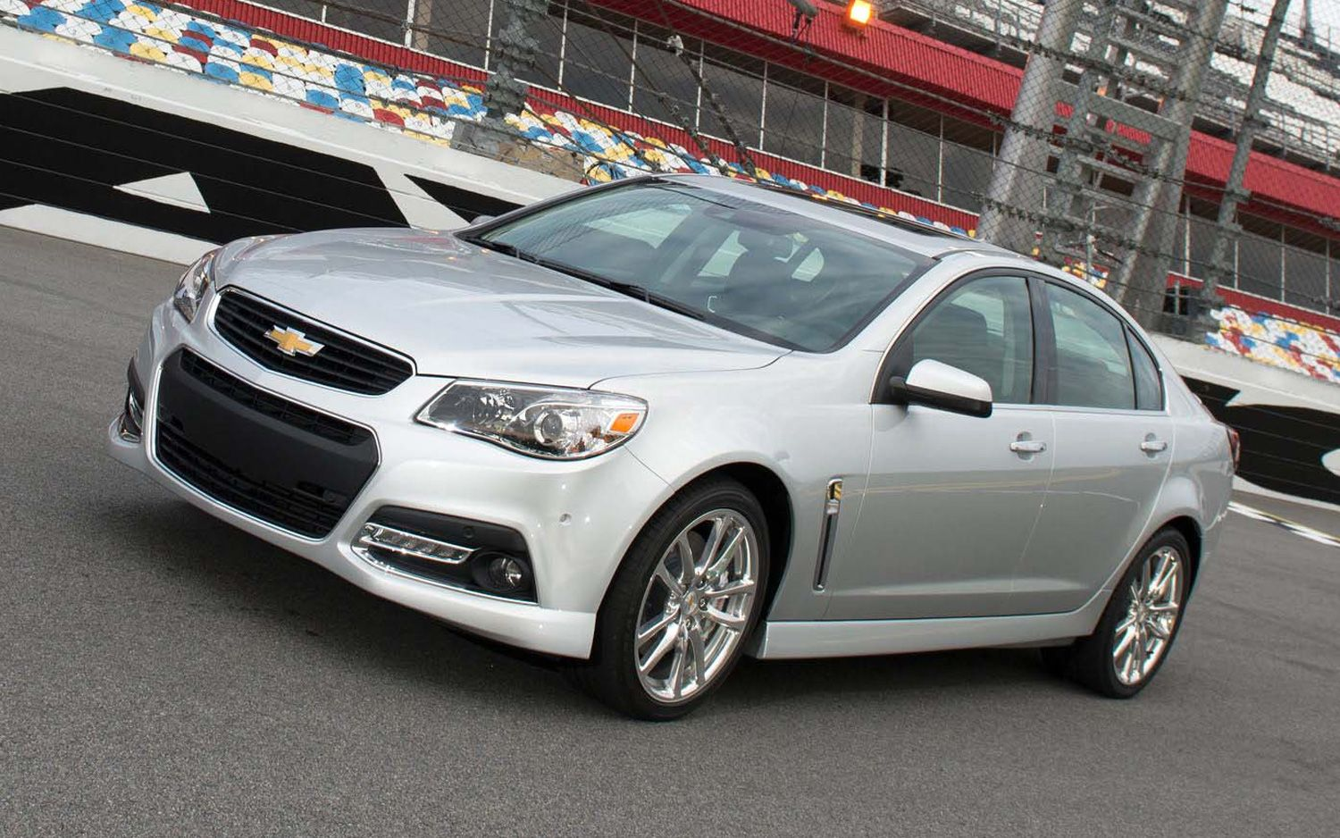 2014 chevrolet ss first look motor trend