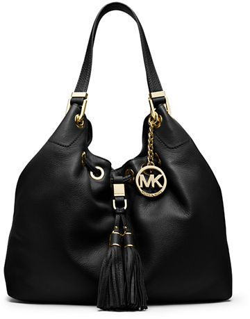 75e887aac3c0 MICHAEL Michael Kors Middleton Soft Venus Leather Hobo Bag on shopstyle.com