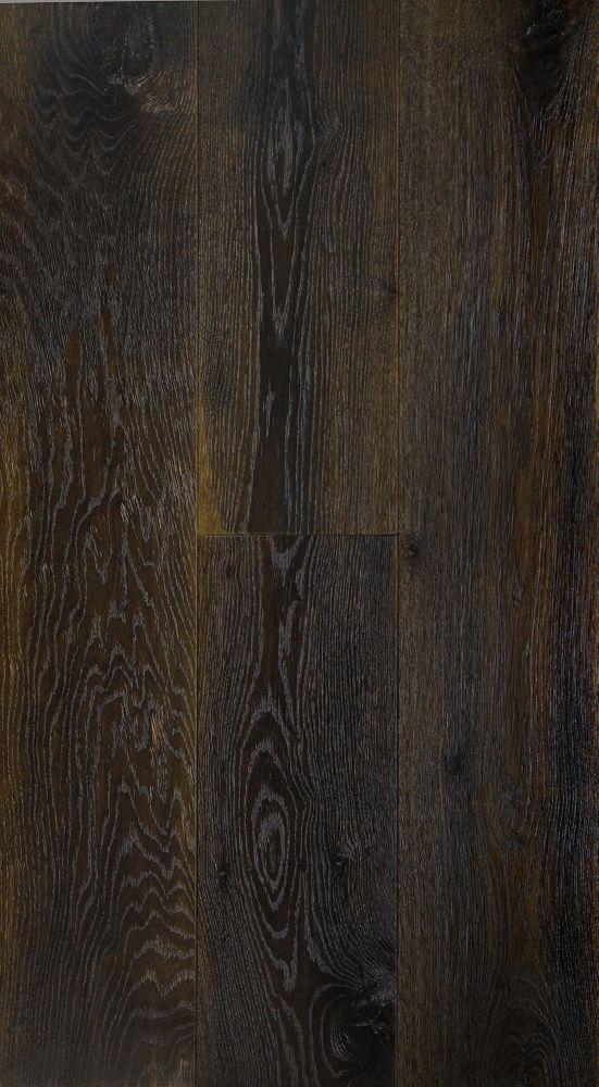 Bistre Oak 7 1/2inch W Engineered Hardwood Flooring (23