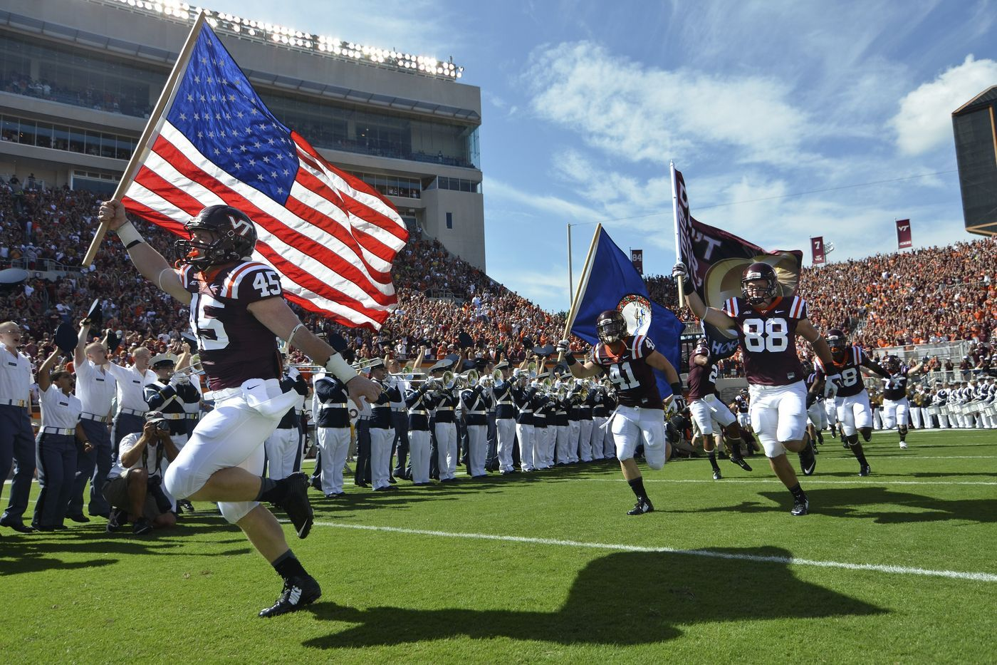 The 11 best things about Virginia Tech's 'Enter Sandman