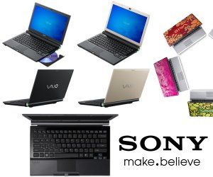 does sony make laptops