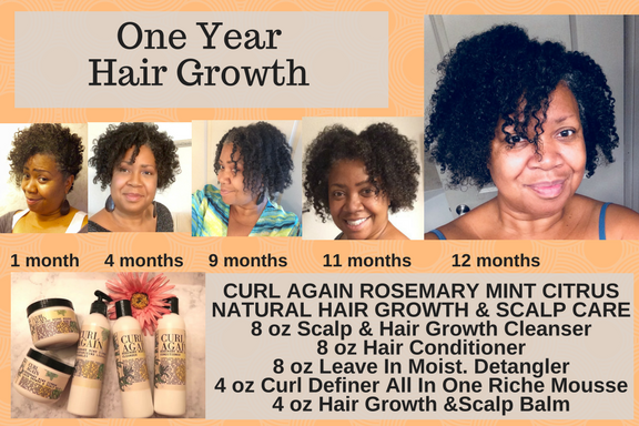 Amazing Hair Growth Lovin My Thick Full Natural Hair Grew It