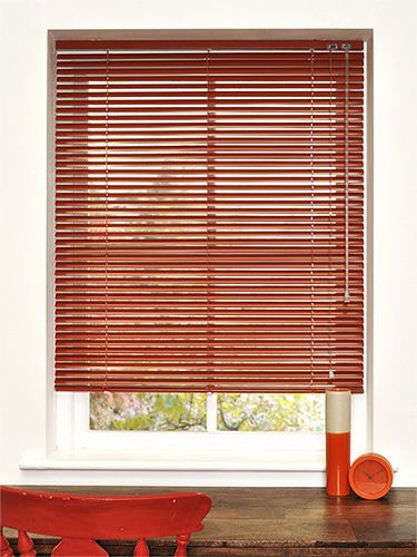 Essence Rust Venetian Blind 25mm Slat From Blinds 2go