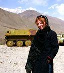 Director of Afghan Star Havana Marking