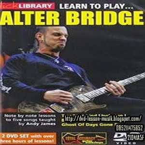 Lick Library Learn To Play Alter Bridge Belajar Lagu Terbaik