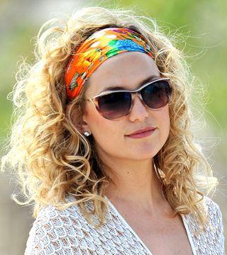 Easy Summer Hat Hairstyles Scarf Hairstyles Disco Hair 70s Hair