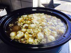 Hühnersuppe aus dem Slow Cooker von LenaBrinke   Chefkoch