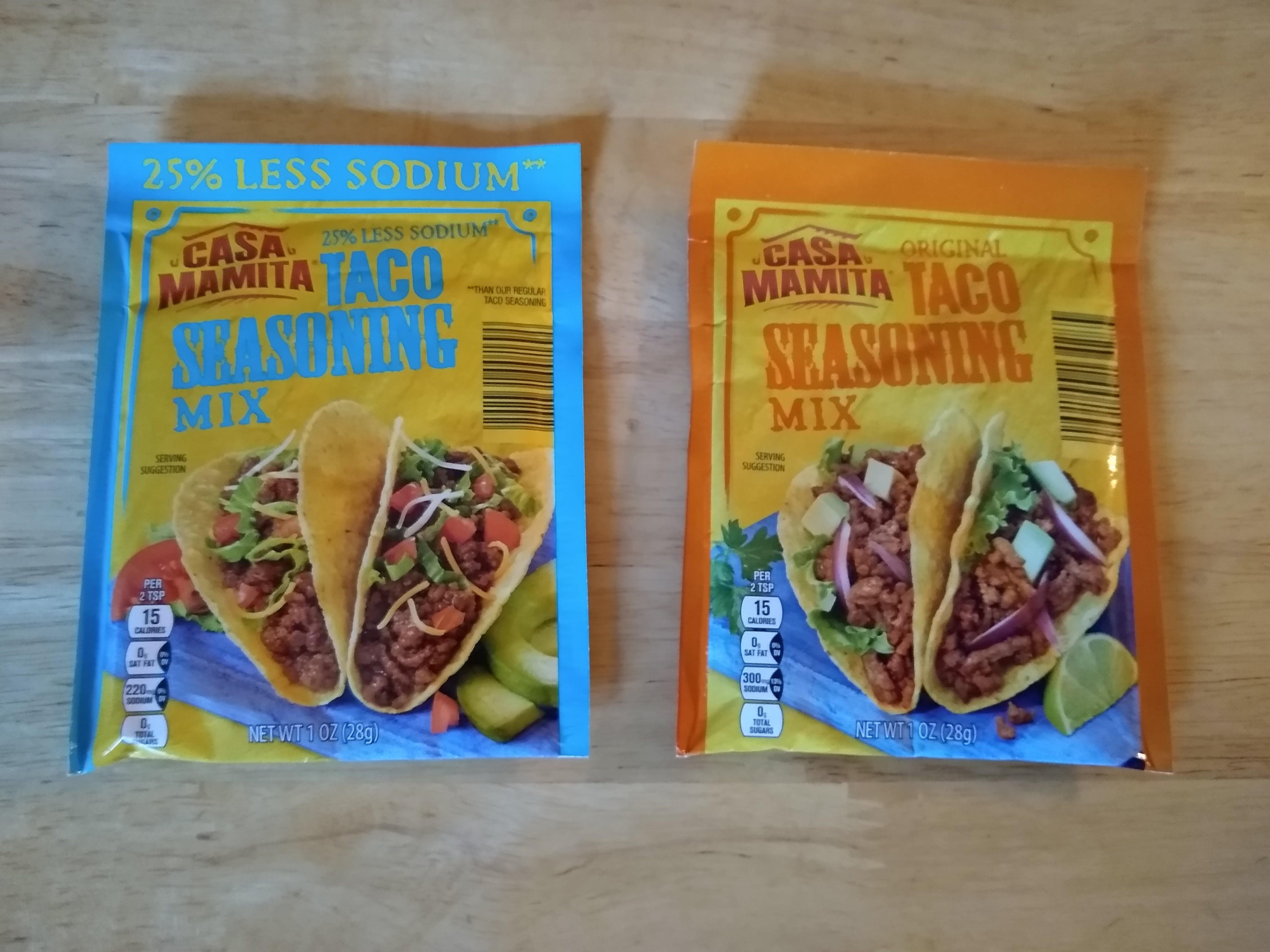 Casa Mamita Taco Seasoning Mix Aldi Reviewer Tacos Taco Mix Seasoning Seasoning Mixes