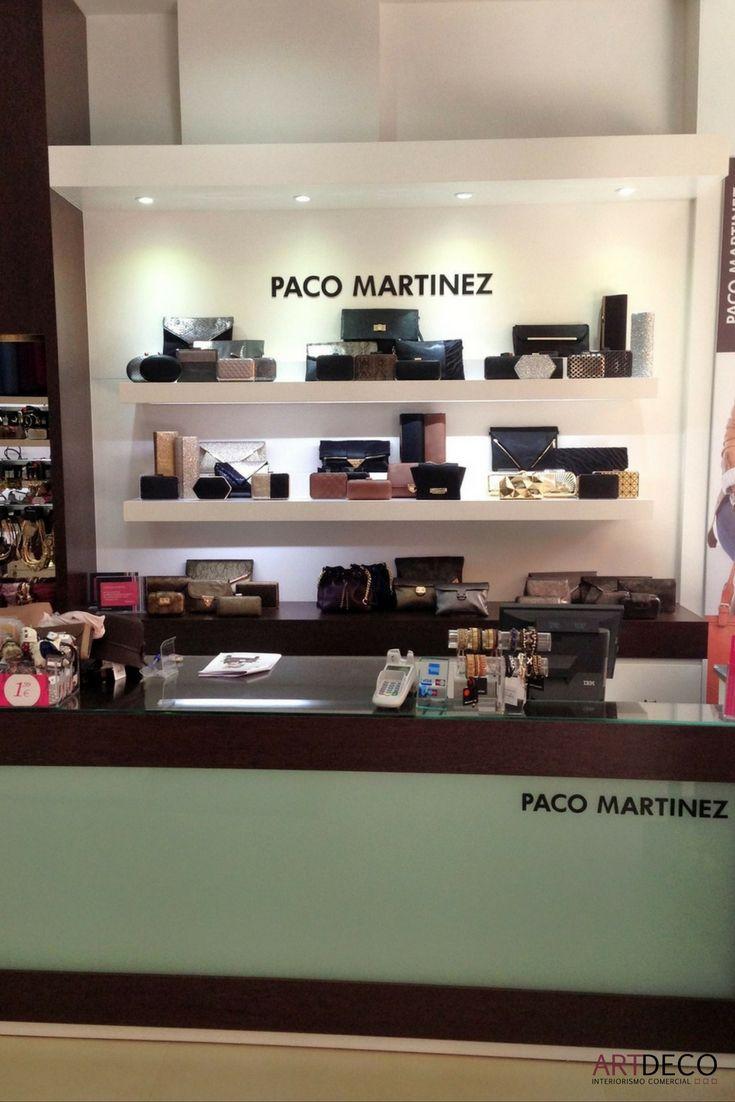 Tienda de PACO MARTÍNEZ en Centro Comercial MN4 de Valencia