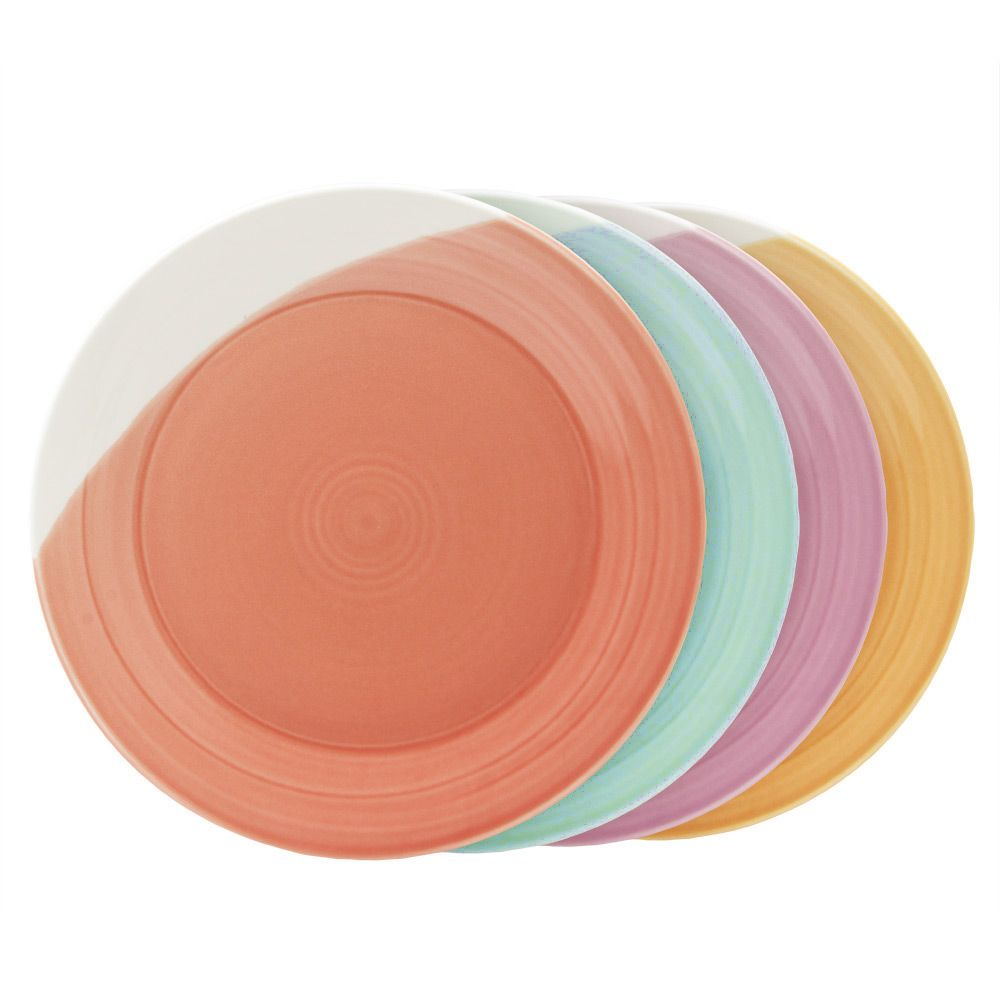 Looking for the best price on Royal Doulton - 1815 Bright Colours Dinner Plate Set Try Peteru0027s of Kensington Sydney Australia. Why in the world would you ...  sc 1 st  Pinterest & Royal Doulton - 1815 Bright Colours Dinner Plate Set 4pce | Dinner ...