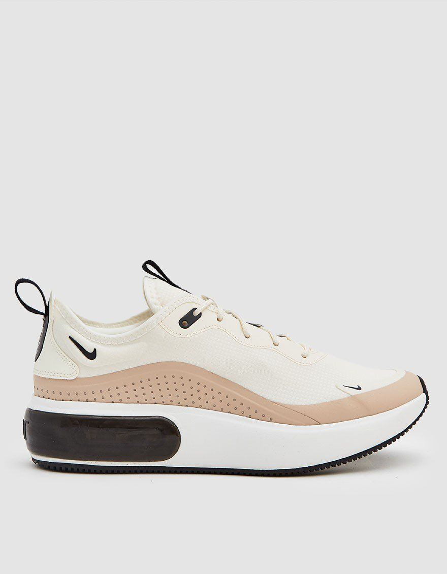a307f56c547f5 Nike   Air Max Dia Sneaker in Pale Ivory Black in 2019