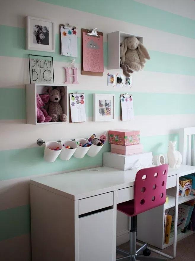 30 Easy Diy Room Decor Ideas To Decorating Your Home Roomideas Roomdesign Roomdecor Bohoroom Home Garden Design Ikea Ideen Zimmer Kinder Schreibtisch