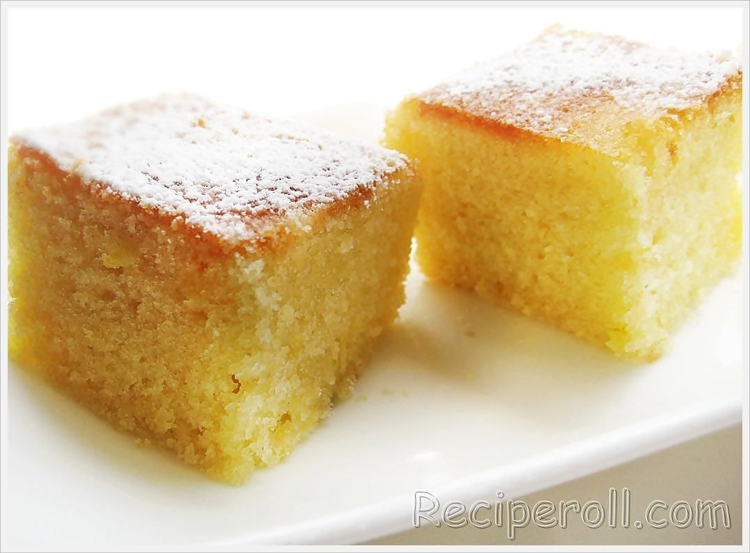Light Lemon Sponge Cake Recipes: Cake Recipes, Cake