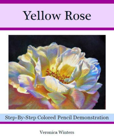colored pencil step by step pdf