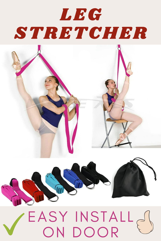 Adjustable Door Leg Stretcher In