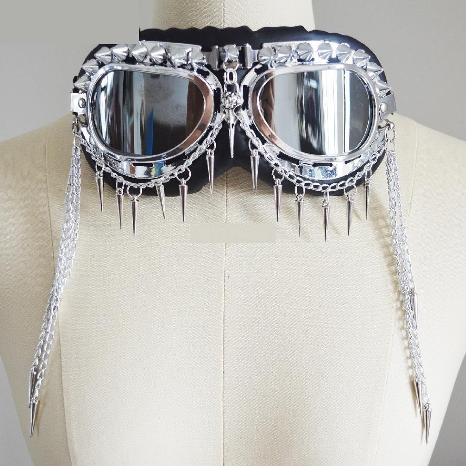 Burning Man Goggles size Large
