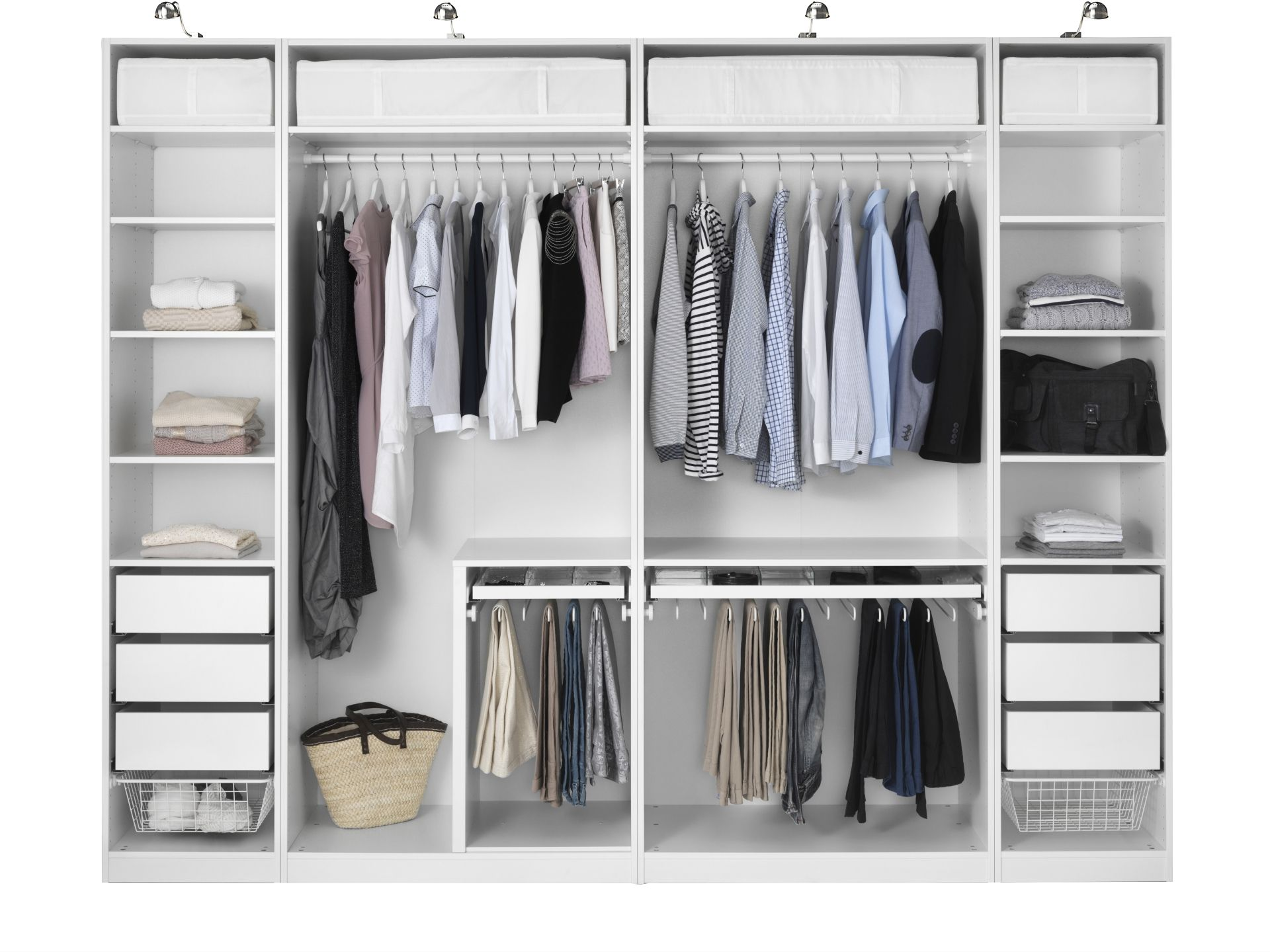 Pax Kledingkastsysteem Ikea Catalogus 2018 In 2019