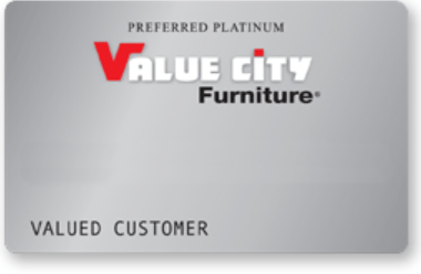 Value City Furniture Value Plus Credit Card Login Online Apply Now