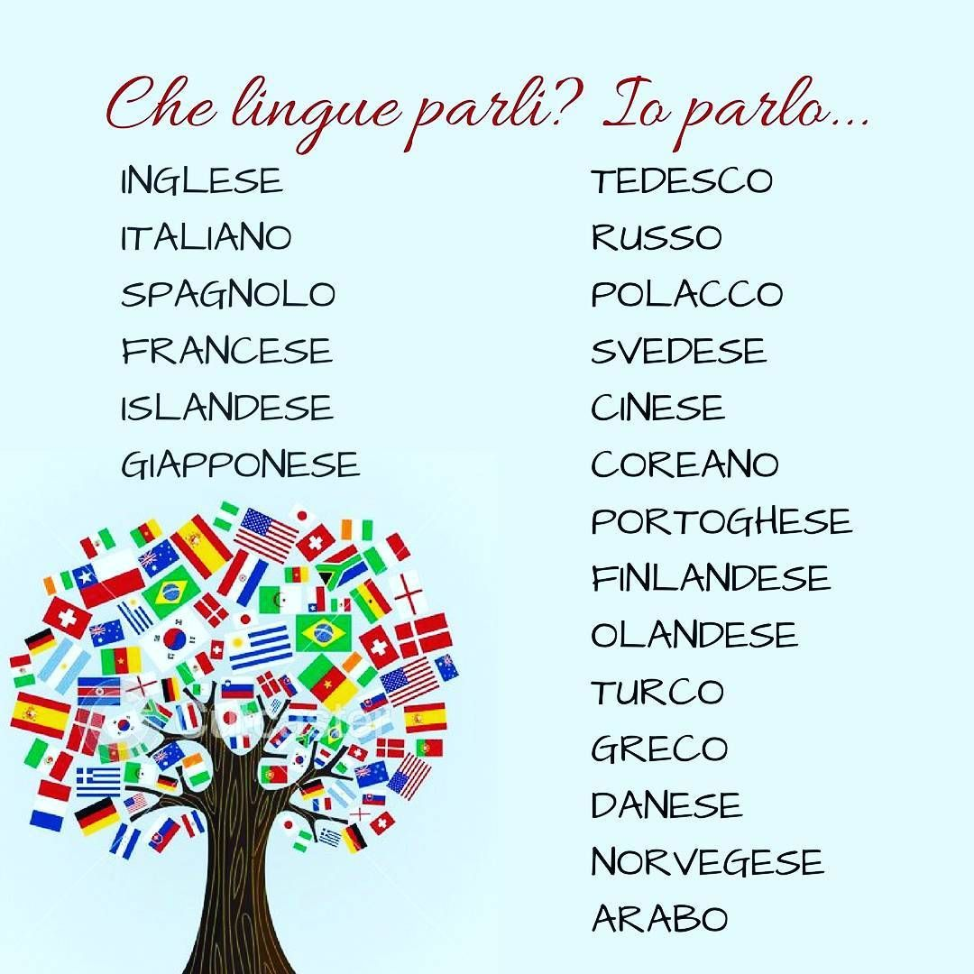 Pin Em Italiano