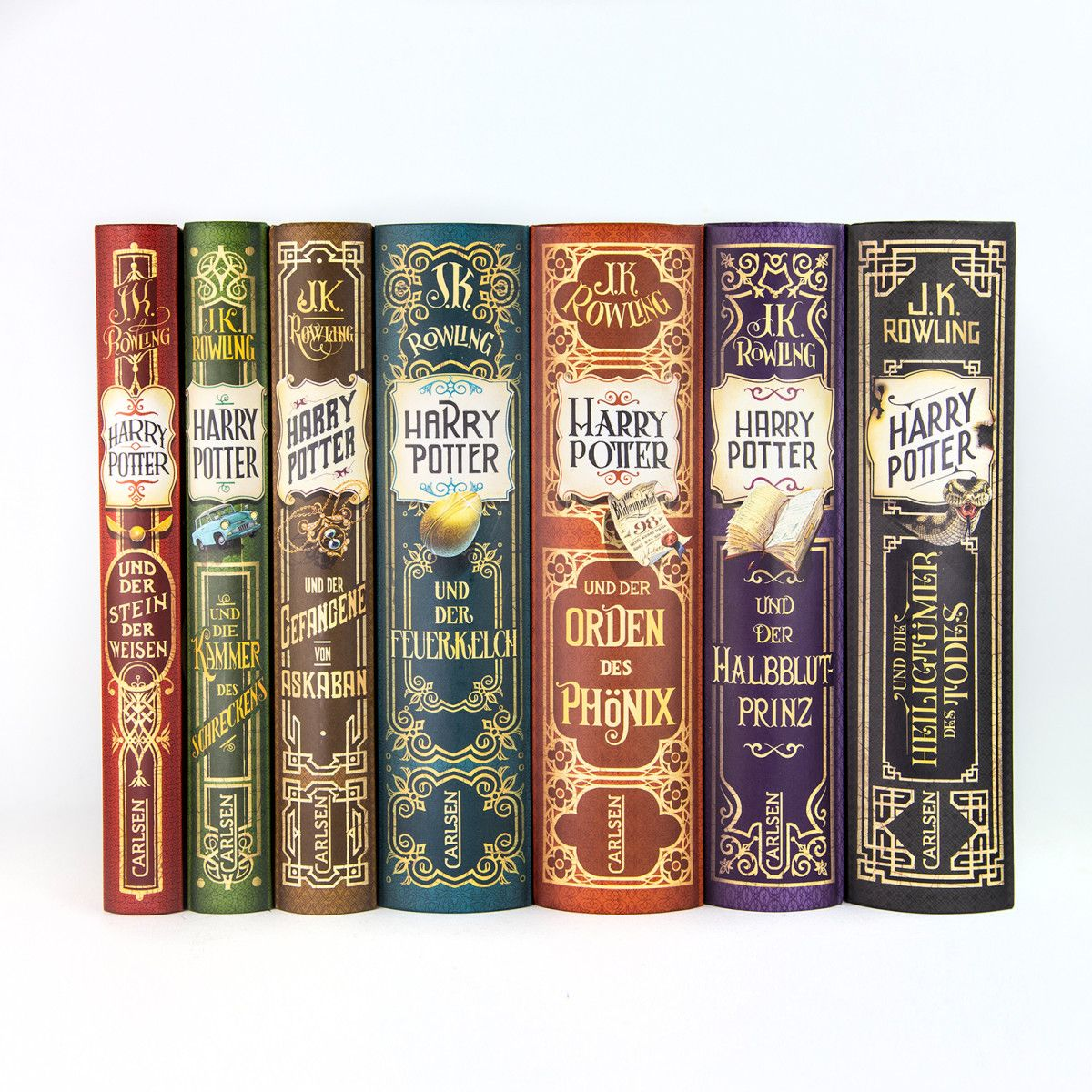 Behind the german 20th anniversary editions of the harry