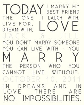 Photo Via Quotes And Sayings Wedding Marrying My Best Friend