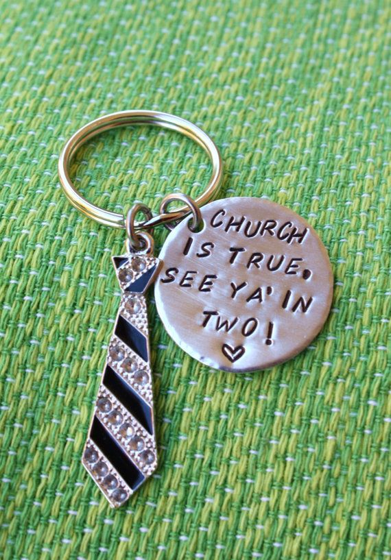 Missionary Keychain Church is true see ya by mistyDserendipities