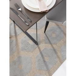 Photo of benuta Naturals Kurzflor Teppich North Grau/Beige 200×290 cm – Moderner Teppich für Wohnzimmerbenuta