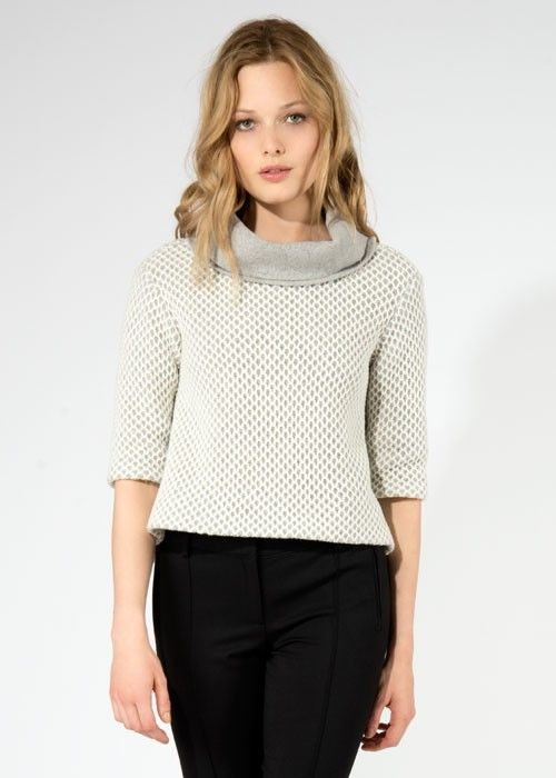 Thakoon Cropped sleeve top at Mode | B