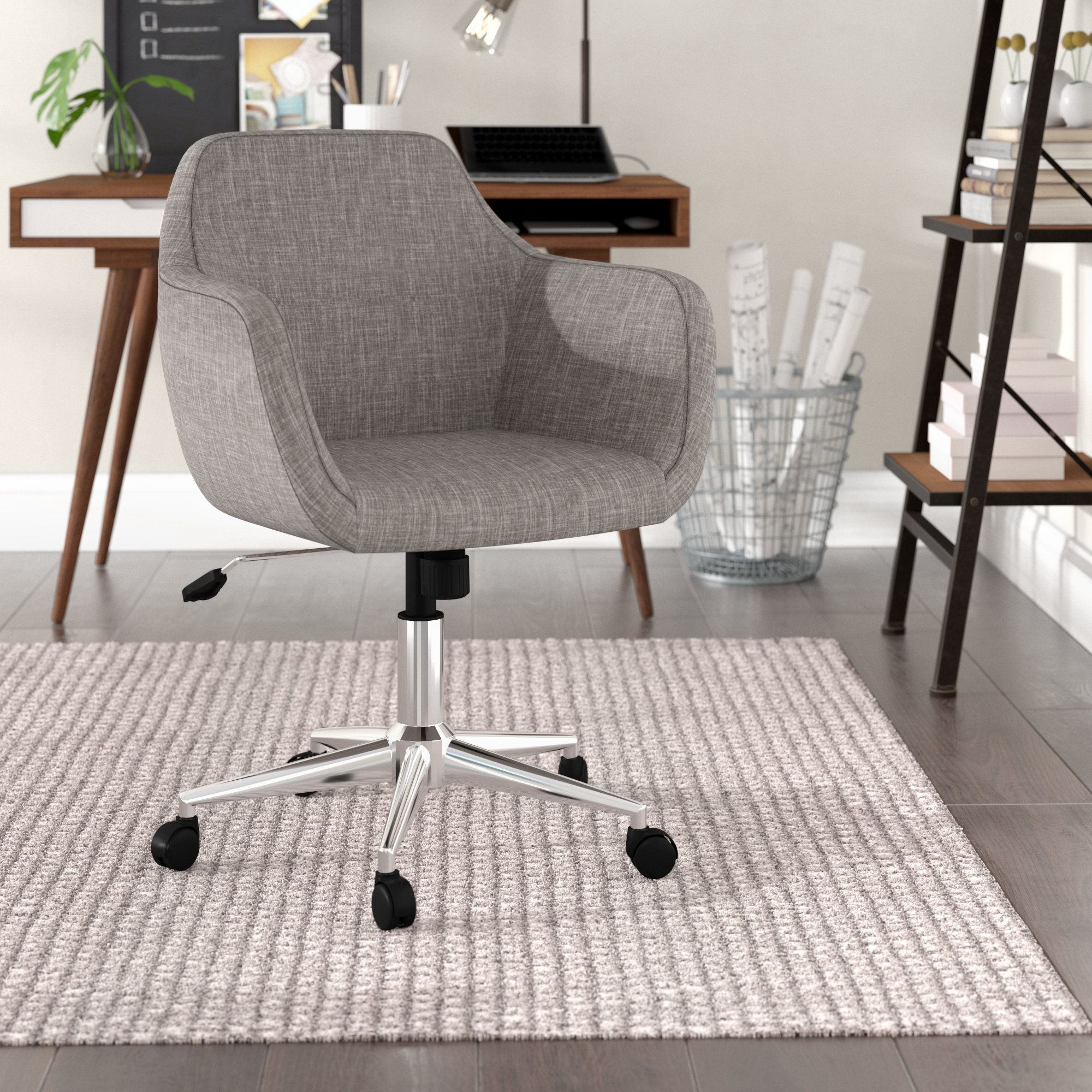 Upholstered Office Chair With Images Home Office Chairs Luxury Office Chairs Cheap Office Furniture