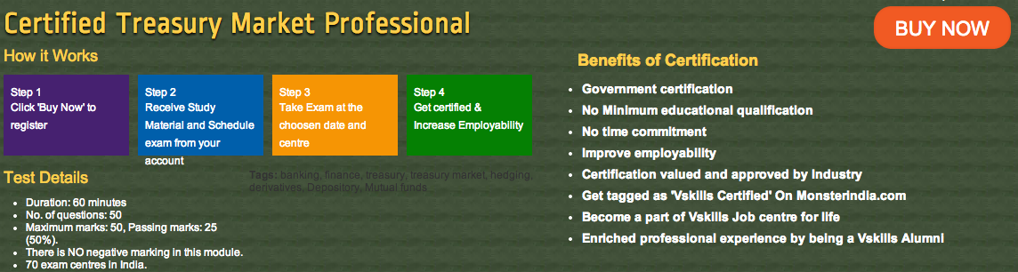 Certification Details Take exam, Enterprise application