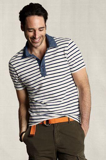 A polo shirt I might actually wear $29.99
