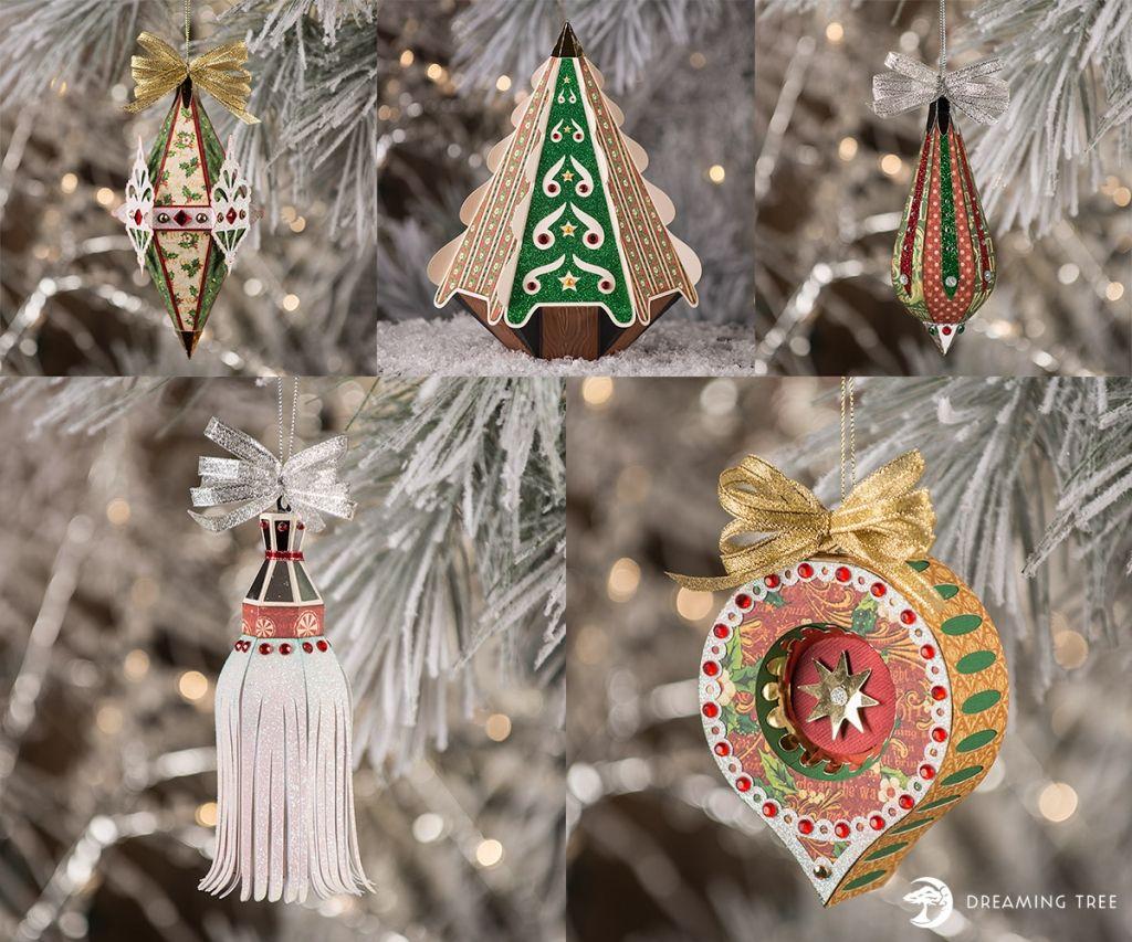 Expired Free Gift Elegant Ornaments Svg Bundle 6 99 Value Dreaming Tree Ornaments Christmas Ornaments Handmade Ornaments