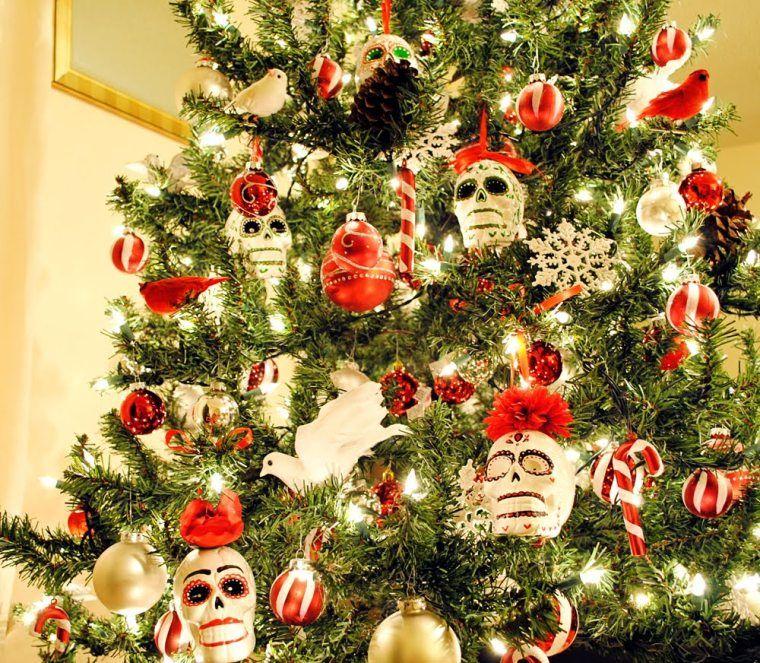 Skull Christmas decorations | Random Cool Shit | Pinterest ...