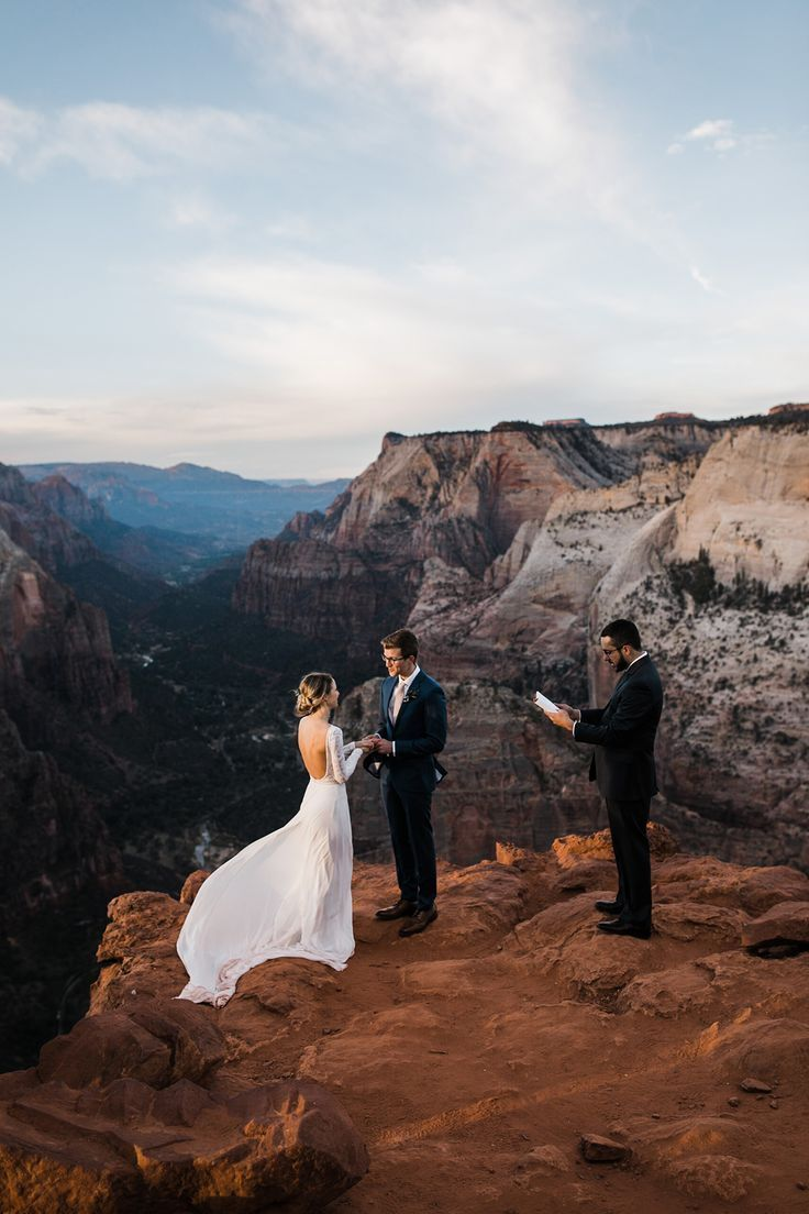 These Breathtaking National Parks Will Have You Saying I Do at Your Own Outdoor Wedding! - Green Wed