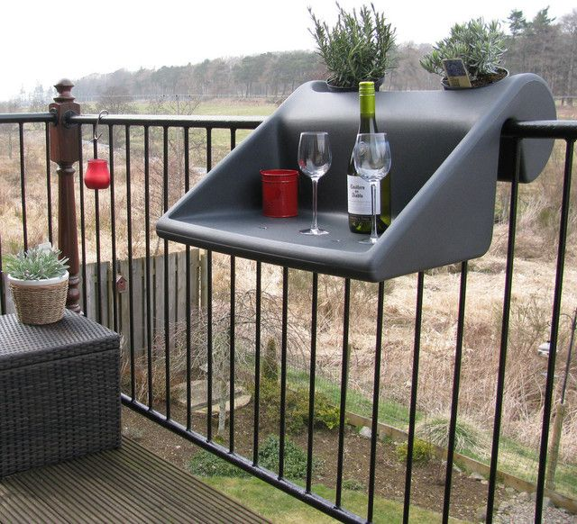 idea mesas terrazas pequeas