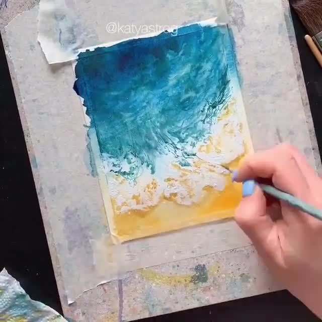 Breathtaking By Katyastrog Release Your Creativity With A