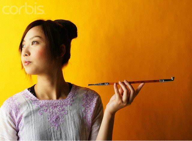 Asian girls pipen