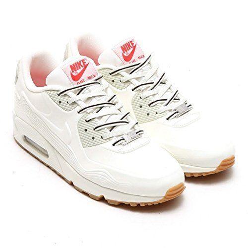 New Women's Nike Air Max 90 VT QS Size 9 White Tokyo Crepe