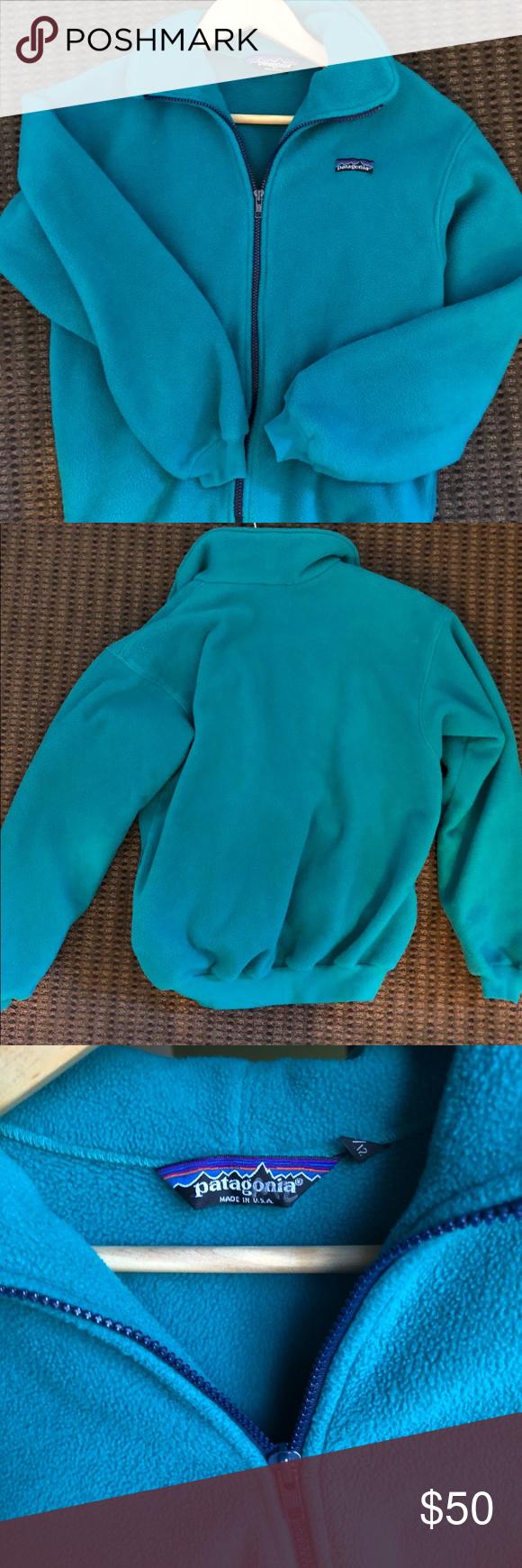 one day sale patagonia fleece jacket my posh picks