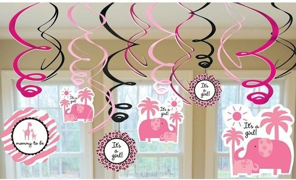 Cutiebabes.com Baby Shower Decorations For A Girl (21) #babyshower