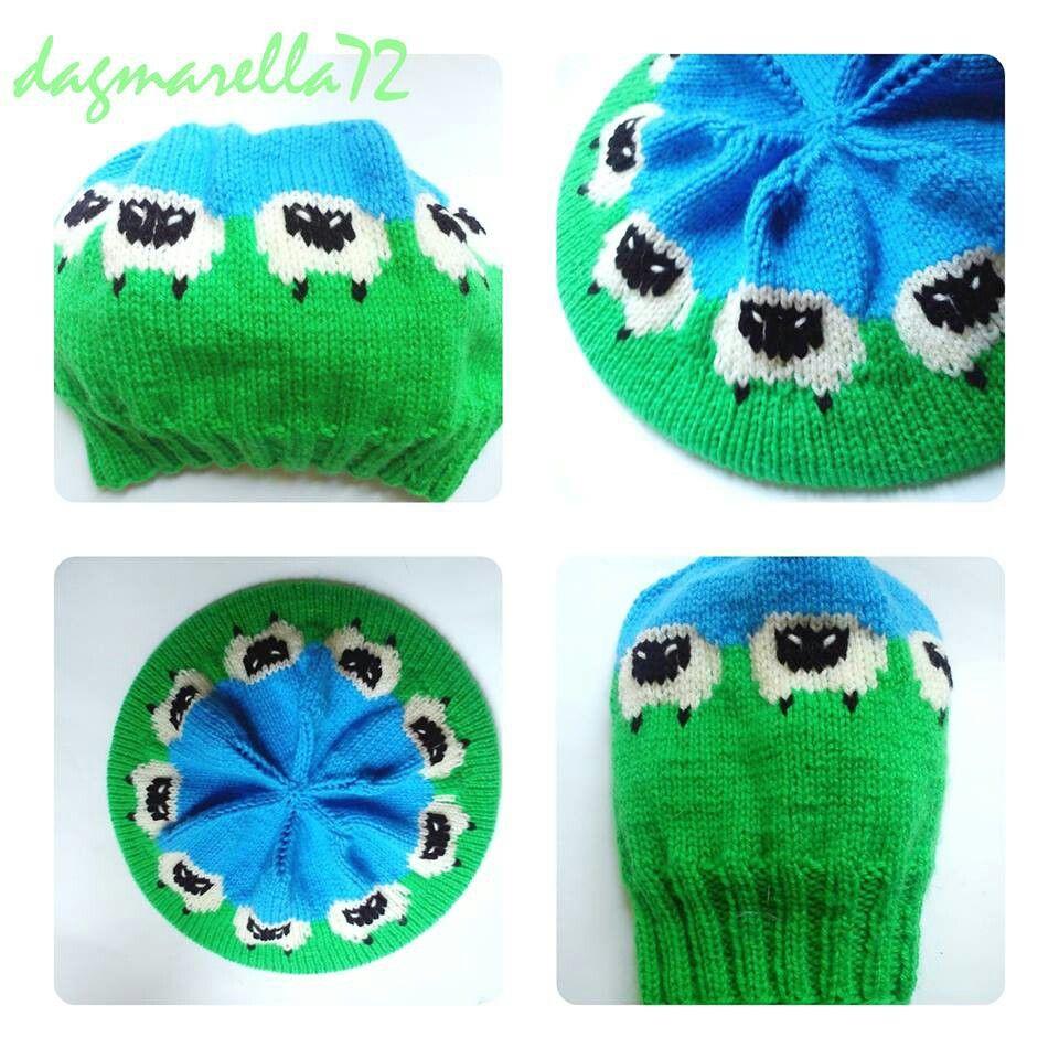Lamb hat :-D