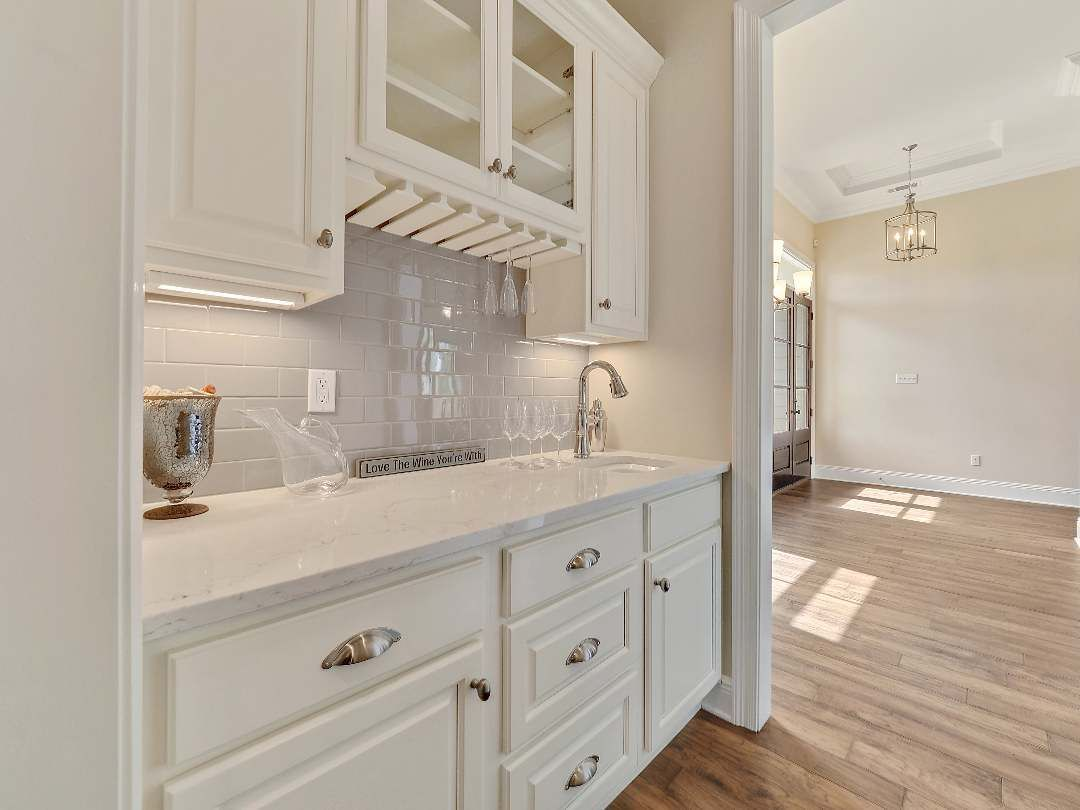 Jenkins Homes Inc On Instagram A Butlerspantry Is A Great Space To Use While Entertaining Family And Friends Home Jen Home Inc Family Entertainment Home