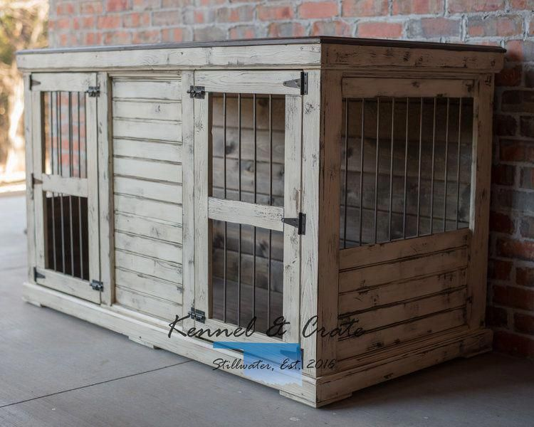 Dog Kennel Entertainment Center Diy