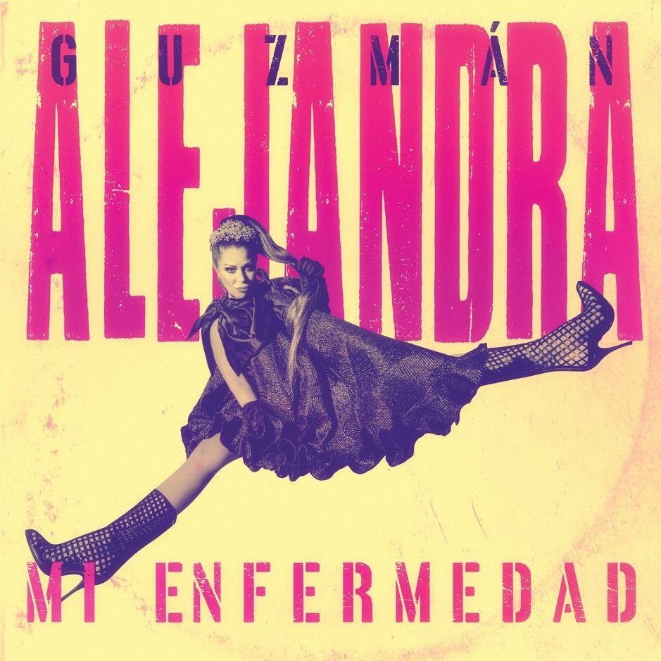 ?Mi Enfermedad - Single by Alejandra Guzm¨¢n #, #spon, #Single, #Alejandra, #G...